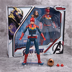 ZD TOYS CAPTAIN MARVEL ENDGAME
