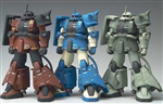 ZEONGRAPHY R-2 GALLERY EX HIGH MOBILE TYPE ZAKU SET