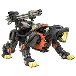 ZOID GREAT SABER TIGER SCHWARZ BT