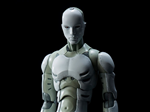 SCALE SYNTHETIC HUMAN FAKE 1/6