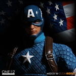 MEZCO CAPTAIN AMERICA 1:12 FAKE