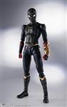 [PRE-ORDER]  SHF SPIDER MAN BLACK GOLD SUIT VER  (JAPAN VER)