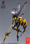 [PRE-ORDER]MODEL KIT BEE-03W WASP GIRL BUN-CHAN [JPV]