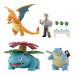 [PRE-ORDER] POKEMON SCALE WORLD KANTO: PROFESSOR OAK SET