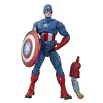 [PRE-ORDER]MARVEL LEGEND CAPTAIN AMERICA AVENGER SUIT
