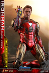 [PRE-ORDER CLOSED] HOT TOYS IRON MAN MK85 BATTLE DAMAGED VER