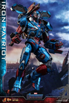[PRE-ORDER CLOSED] HOT TOYS IRON PATRIOT ENDGAME VER