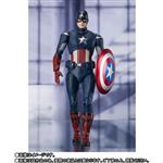 [PRE-ORDER] SHF CAPTAIN AMERICA EG (CAP VS CAP) (JAPAN VER)