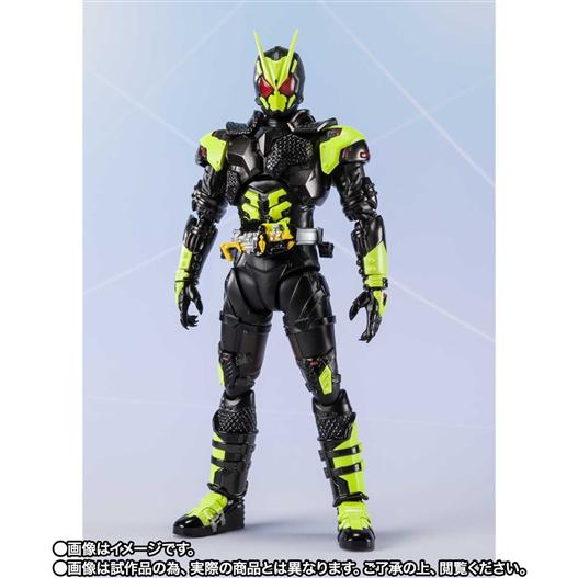 Mua bán [PRE-ORDER] SHF KAMEN RIDER ZEROZERO ONE 001 (JAPAN VER)
