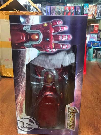 Mua bán NANO GAUNTLET RED VER (LEFT HAND)