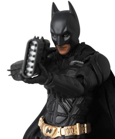 Mua bán MAFEX BATMAN THE DARK KNIGHT 2.0 LIKE NEW