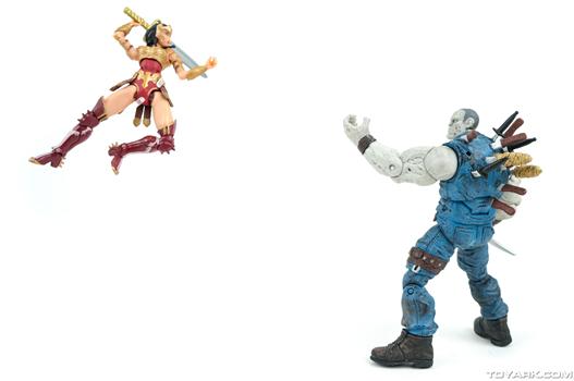 Mua bán DC COLLECTIBLES 3.75 INCH WONDER WOMAN VS SOLOMON GRUNDY