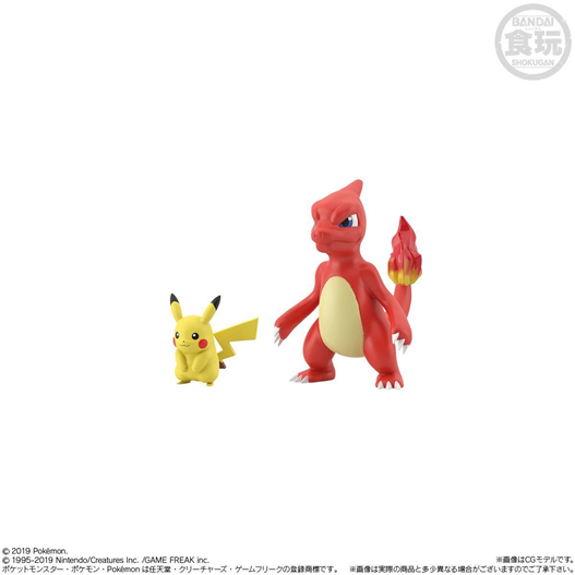 Mua bán POKEMON SCALE WORLD KANTO SET 6 BOX
