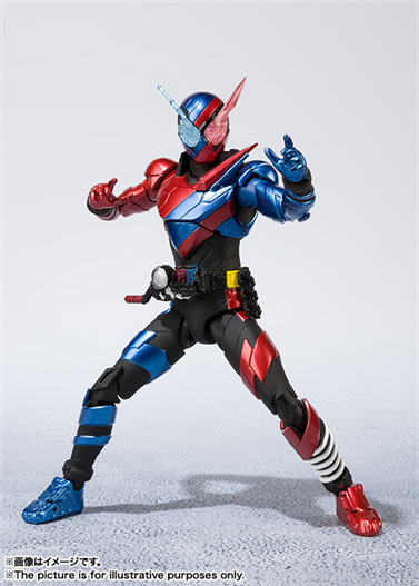 Mua bán SHF KAMEN RIDER BUILD RABBIT TANK