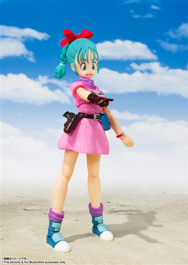 Mua bán [PRE-ORDER] SHF BULMA BEGINNING OF A GREAT ADVENTURE