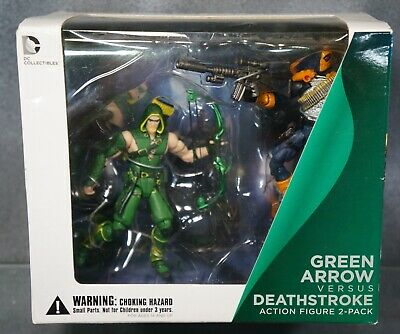 Mua bán DC COLLECTIBLES GREEN ARROW VS DEADSTROKER